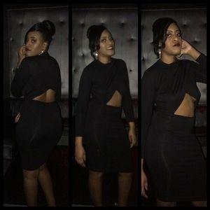 Dresses & Skirts - Sexy black dress