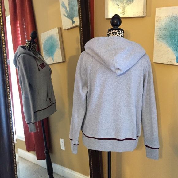 Red sox zip up hoodie