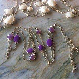 Anna & Ava Jewelry - 2 Anna & Ava Necklaces