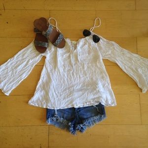 Boho Top from Urban Outfitters