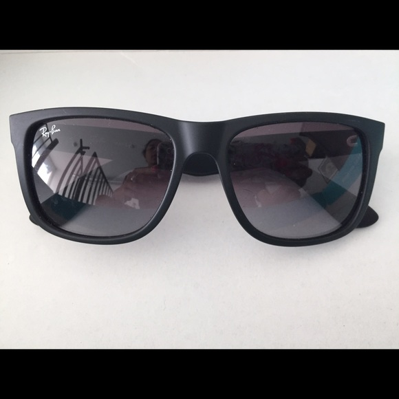 9a152377b1 Authentic Ray-Ban Justin Classic Sunglasses RB4165.  M 574d8704ea3f36cb2c0007c5. Other Accessories ...
