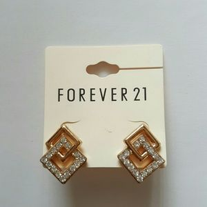 28 off forever 21 jewelry forever 21 music note for Forever 21 jewelry earrings