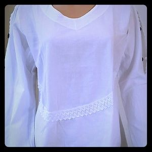 Women's 100% Peruvian Cotton Top