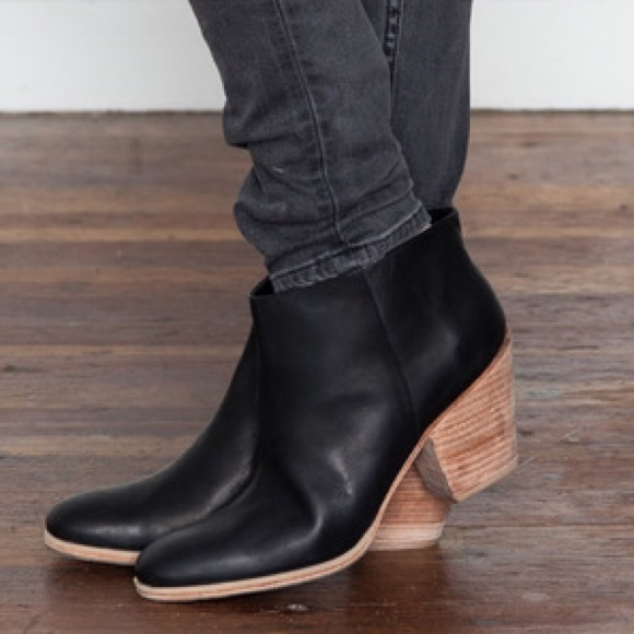 Rachel Comey Platform Leather Booties eastbay cheap online for sale cheap price cheap buy buy cheap largest supplier outlet locations cheap online yzrweqiN