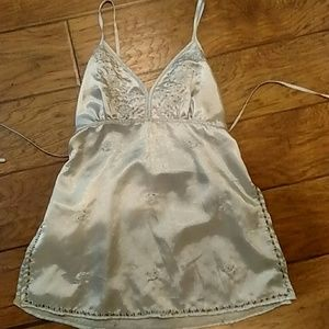Andrew & Co Tops - Really pretty long cami