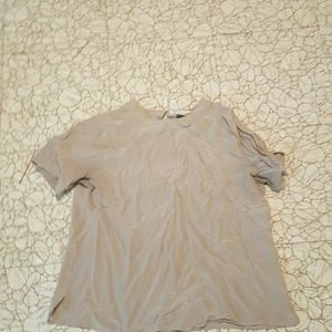 Anna and Frank Tops - Ladies silk top