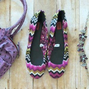 Missoni Shoes - Missoni for Target sweaterknit flats