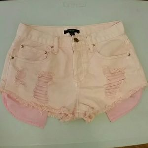 F21 High-waisted Shorts