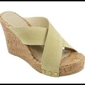 ShuShop Shoes - ShuShop Natural Wedges