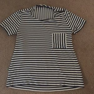 Madewell striped top small
