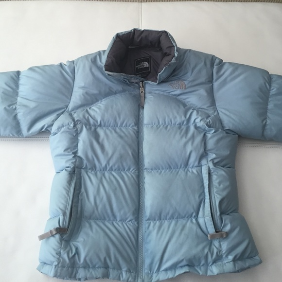 80% off The North Face Jackets & Blazers - Girls North Face Light ...