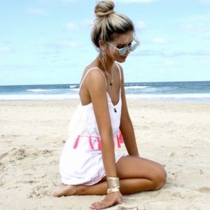LAST ONE! | NEW White Boho Beach Dress