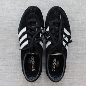 meilleures baskets 75f8f 0b115 Adidas Okapi 2 Shoes in Black Suede