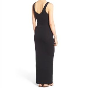 72a8b2caee1 James Perse Dresses - James Perse Stretch Jersey Maxi Dress