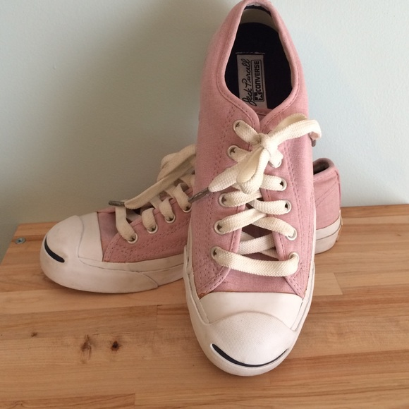 67fcda4a84a2 Converse Shoes - Light pink Converse Jack Purcell s