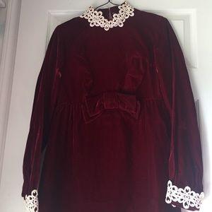 Vintage baby doll dress