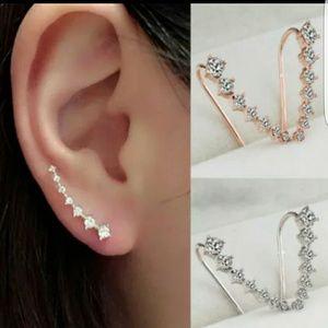 Jewelry - New gold tone earrings
