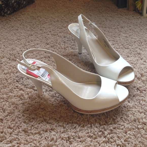 741654cbcb Nine West Shoes | Sharina Heels | Poshmark