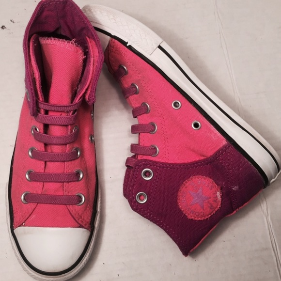 2181831a520 Converse Other - Converse two tone All Star high tops