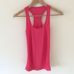 Fabletics Pink Workout Tank Medium