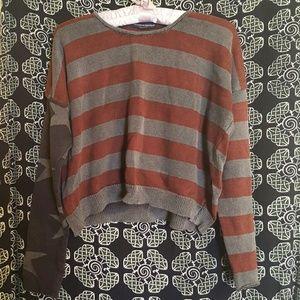 Brandy Melville Cassidy Crop Sweater