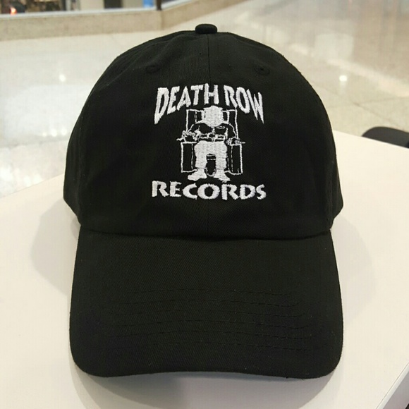 c602fc023f036 Accessories - Death row records hat