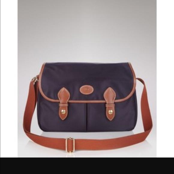 Longchamp Messenger Bag Le Pliage
