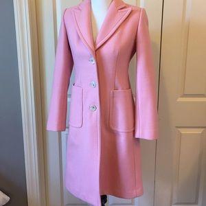 Banana Republic Jackets & Coats - Pink Banana Republic Coat