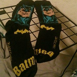 Accessories - Batman socks