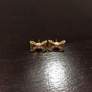 Kate Spade Ribbon Earrings