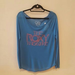 Chaser roxy long sleeve