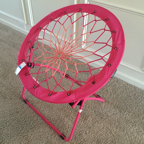 Other Adult Pink Bungee Chair Poshmark