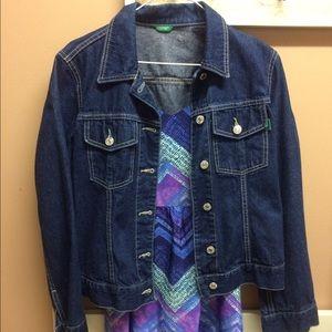 United Colors Of Benetton Jackets & Blazers - Denim Jean jacket