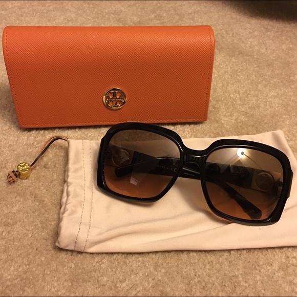 97b0068ffd ... Tory Burch Accessories On Hold Authentic Sunglasses Ty9027 Poshmark