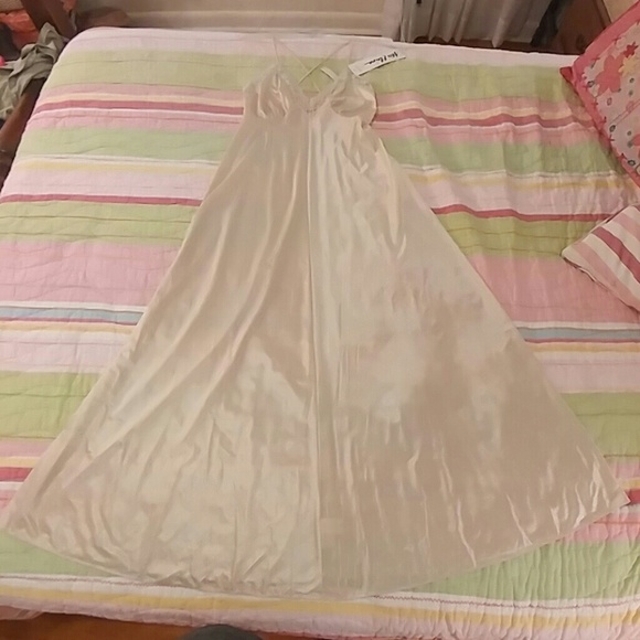 0696fb7cd8 NWT vintage 70s Miss Elaine nightgown