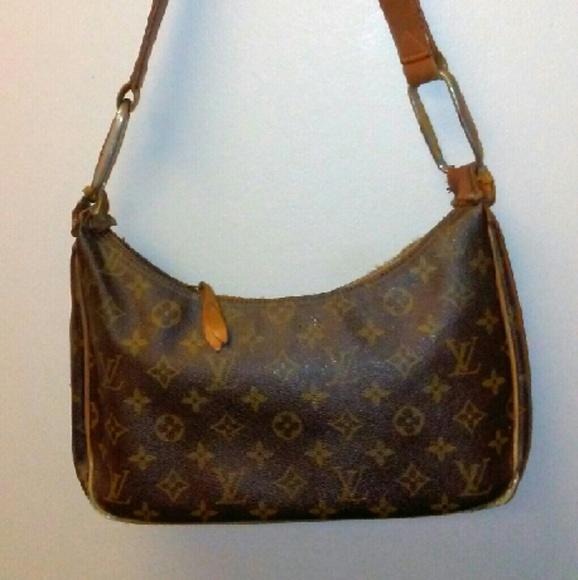 54ce16e265a06 Louis Vuitton Handbags - Vintage French Company Louis Vuitton