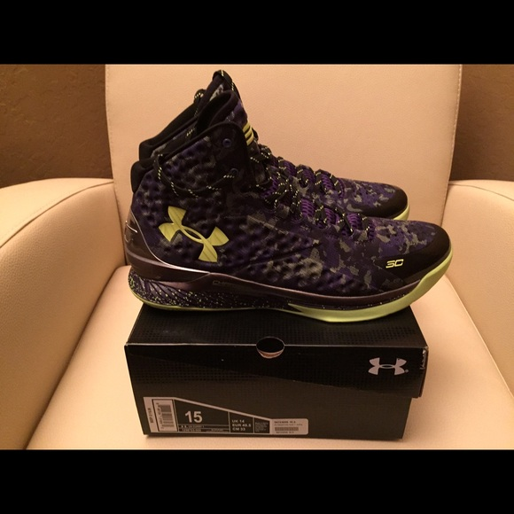 Under Armour Shoes - Curry 1's