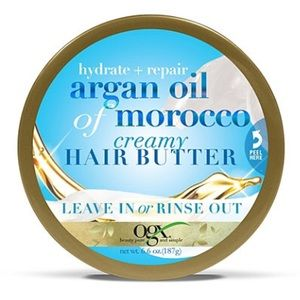 Hydrate Argan Oil of Morocco Creamy Hair Butter