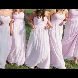 Donna morgan stephanie petal dress
