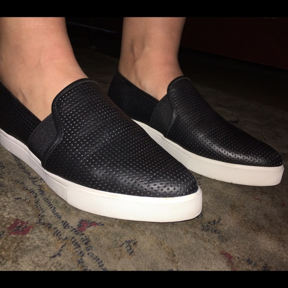 buy cheap for sale clearance best sale Vince Perforated Slip-On Sneakers discount supply clearance manchester great sale sale genuine 0b4cEu