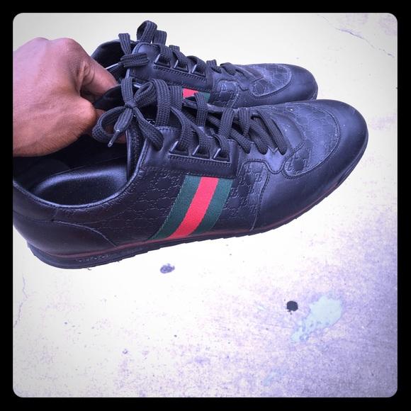 premium selection 14995 cf0e7 Gucci Shoes - Size 12s Gucci shoes