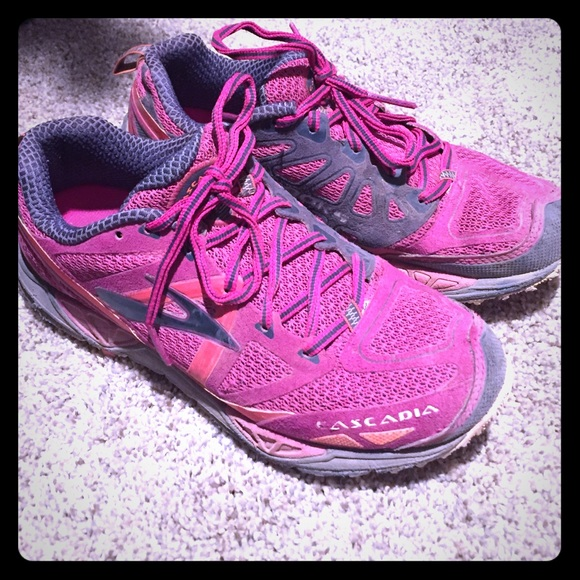 0b4b18d08a8cf Brooks Shoes - Brooks Cascadia Size 8 REI