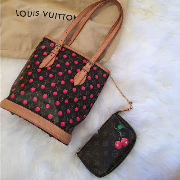 505879c4a Louis Vuitton Bags | Authentic Cherry Bag Set | Poshmark