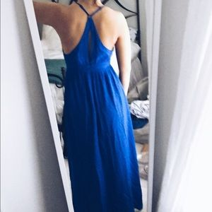 Lovers and friends reflection maxi dress