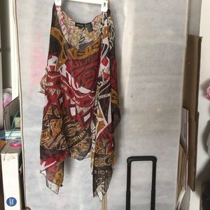 Tops - Beautiful shear blouse. Sz 3x
