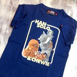 Lego Tops - LEGO x Starwars official Tee