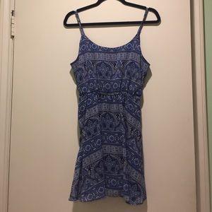 ⚡️Blue Forever 21 dress!