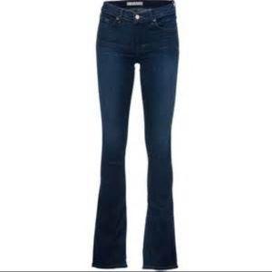 J Brand Dark Wash Boot Cut Jeans
