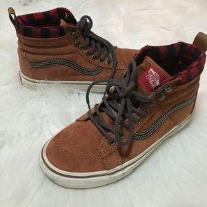 255fa82e650745 Vans Shoes - weatherproof MTE