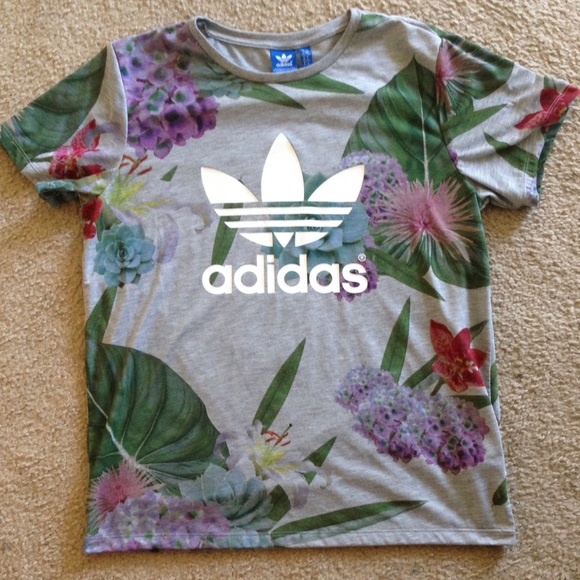 NWOT Adidas special edition t shirt